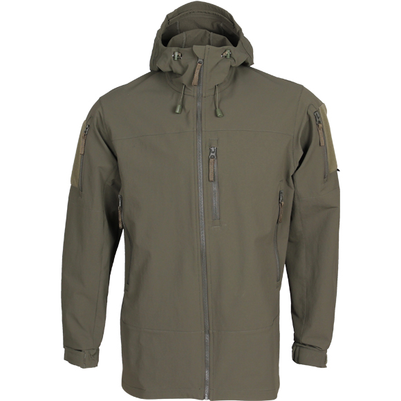 Куртка Платан олива, Куртки из Softshell и Windbloc - арт. 1021620329