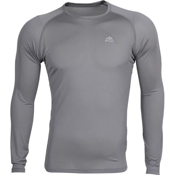 Термобелье Motion футболка L/S серая