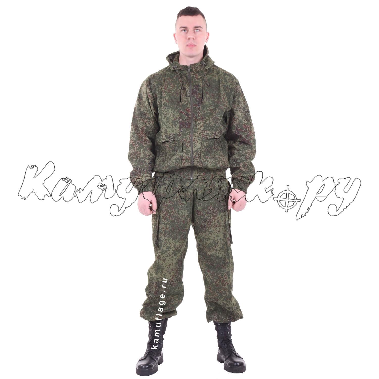 Костюм Тактика-2 рип-стоп ЕМР