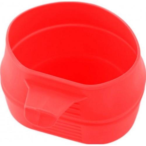 Кружка складная, портативная FOLD-A-CUP® BIG RED, 10028
