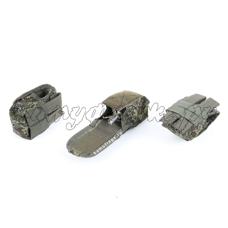 Подсумок KE для гранаты с открытой крышкой ЕМР