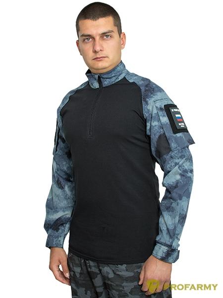Рубашка тактическая Condor 170 TPR-71 A-Tacs LE (туман, синий мох), Рубашки - арт. 1057450163