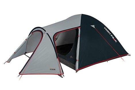 Палатка Kira 3 светло-серый/тёмно-серый, 180х330см, 10213