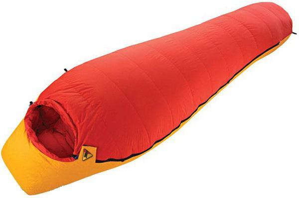 Спальник пуховой Баск MUSTANG 700+FP V2-XL