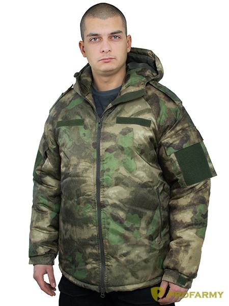 Куртка зимняя ВКБО оксфорд мох - артикул: 865400335