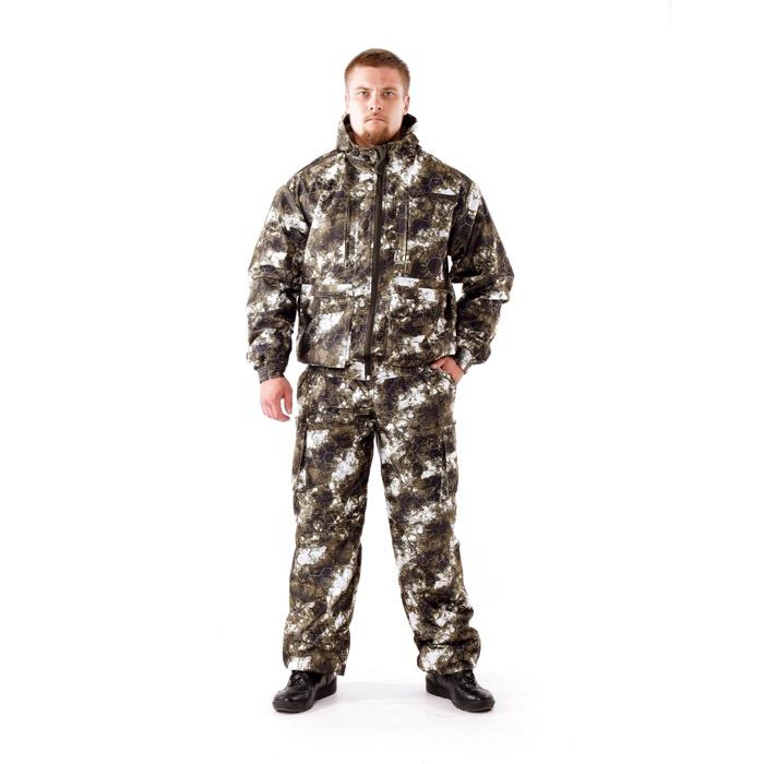 Костюм Тактика мембрана на флисе MU-Blur, Тактические костюмы - арт. 984060259