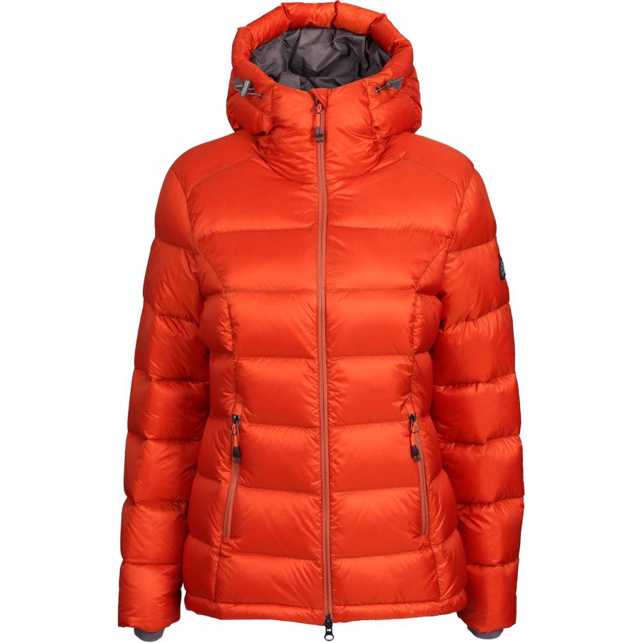 Пуховка женская Wanda терракотовая, Демисезонные куртки - арт. 1147740334