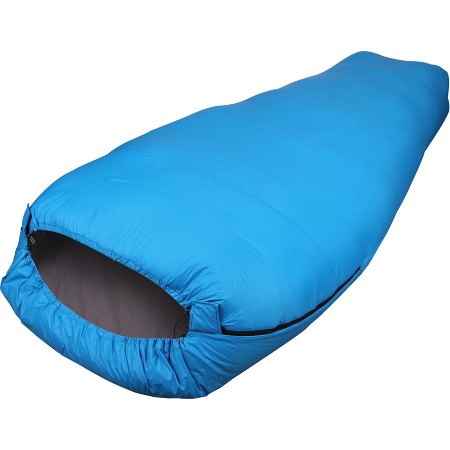 Спальный мешок Double Primaloft 60 голубой, Кемпинговые (Лето) спальники - арт. 1043980372