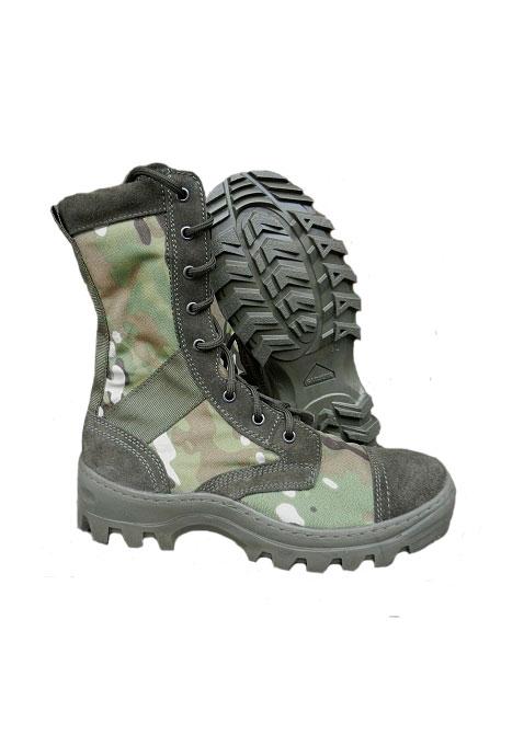 Ботинки с высоким берцем Garsing G-335 МО Rush Multicam