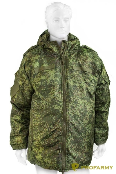 Куртка зимняя полевая ВС пиксель оксфорд - артикул: 865350335