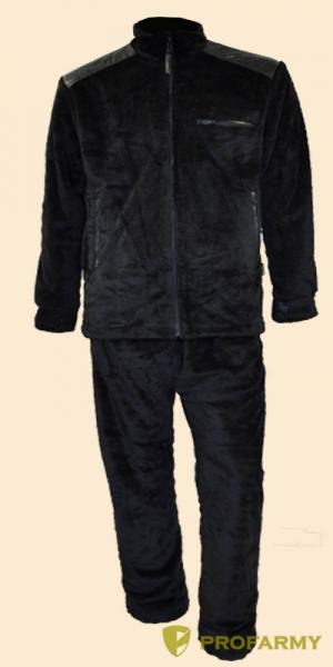 Костюм меховой черный North Coast Extreme, Зимние костюмы - арт. 900250258