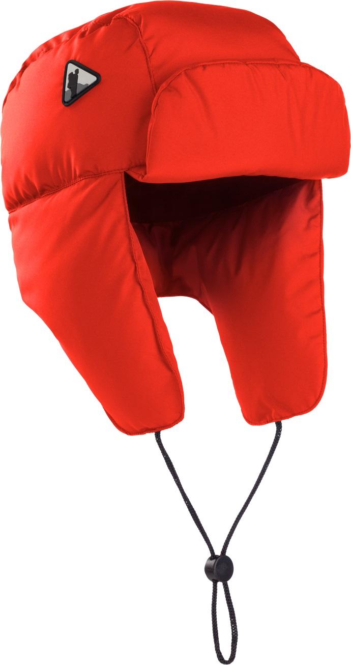 Купить Пуховая шапка BASK DICKIE V2 красный, Компания БАСК