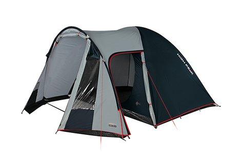 Палатка Tessin 4 светло-серый/тёмно-серый, 360х240, 10221