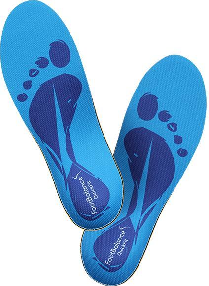 Стельки FB QuickFit Std MidHi р-р, Уход за обувью - арт. 301310214