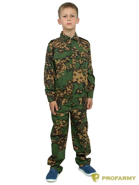Костюм СКС Пионер детский, панацея лягушка, Летние костюмы - арт. 1067130260