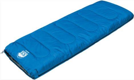 Мешок спальный CAMPING синий, одеяло 185x80 cm, 6251.01052, Кемпинговые (Лето) спальники - арт. 658670372