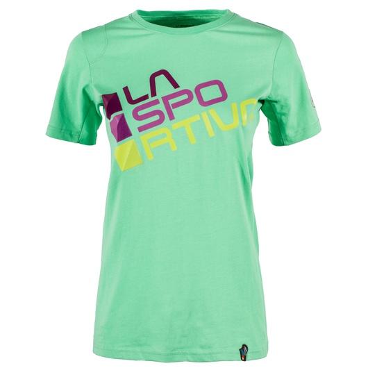 Футболка Square T-Shirt W Jade green, I52704704, Футболки - арт. 1022660179