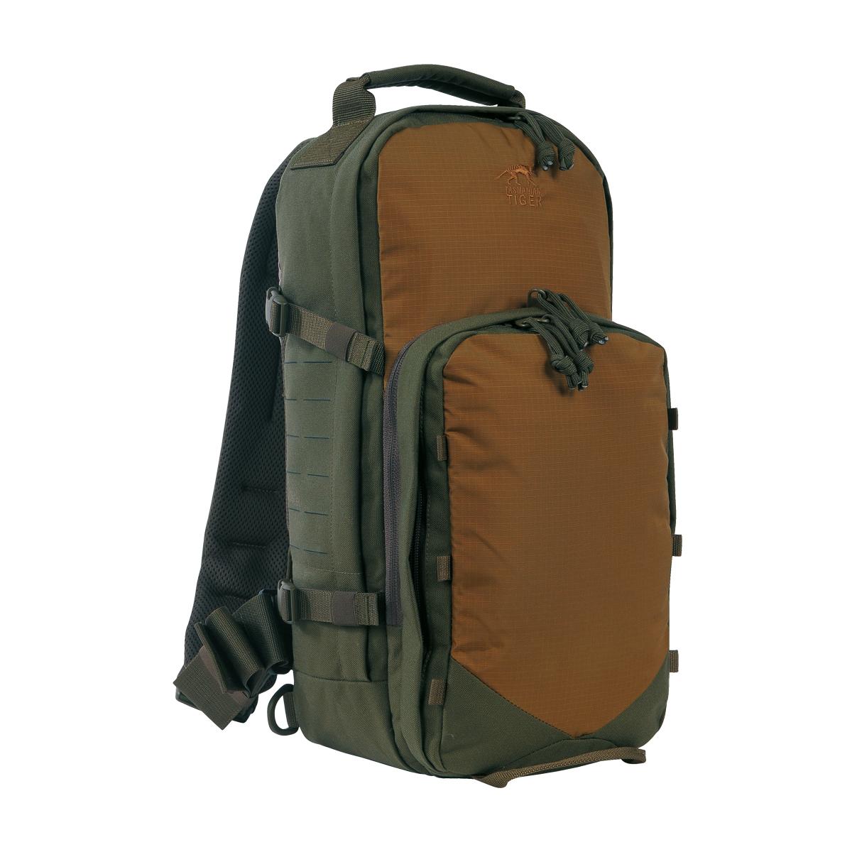 Рюкзак TT TAC SLING PACK 12 olive, 7961.331, Спортивные рюкзаки - арт. 821800283