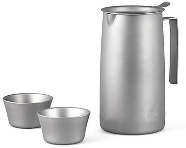 Купить Набор для чаепития, титановый BANNUO FMP-T320, Fire-Maple