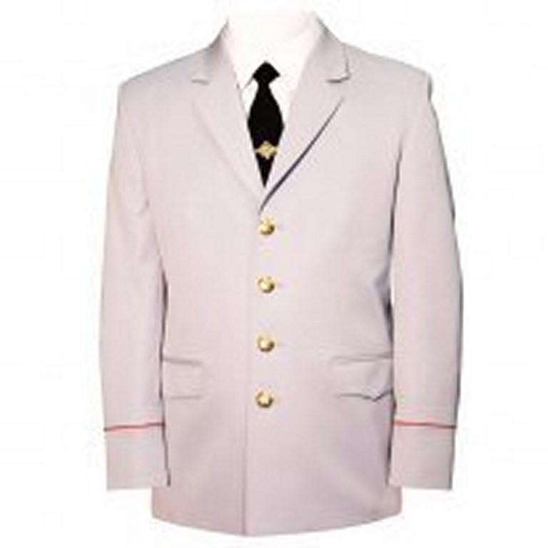 Китель Полиции серый (стальной) индивидуальный пошив - артикул: 419090232