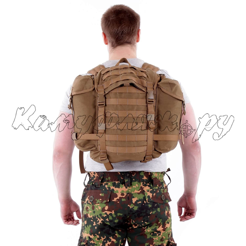 Ранец патрульный УМБТС 6ш112 25 литров Polyamide 500 Den coyote, Тактические рюкзаки - арт. 1001590264
