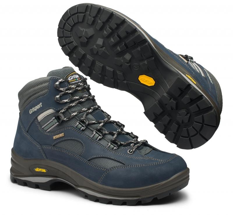 Ботинки трекинговые Gri Sport м.12821 v1 (синий), Треккинговая обувь - арт. 924140252