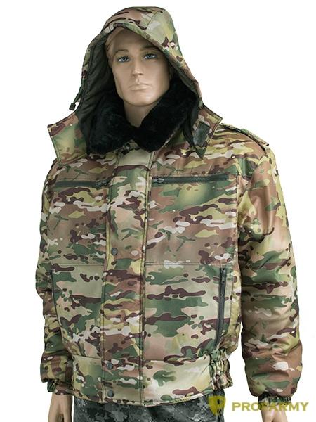 Куртка зимняя П-1 мультикам оксфорд