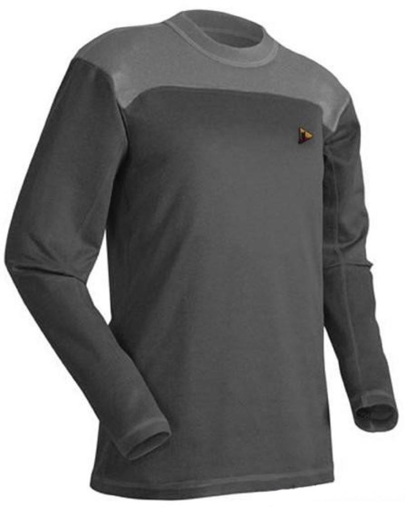 Купить Термобелье куртка BASK SLIM FIT U SLEEVE серый тмн, Компания БАСК
