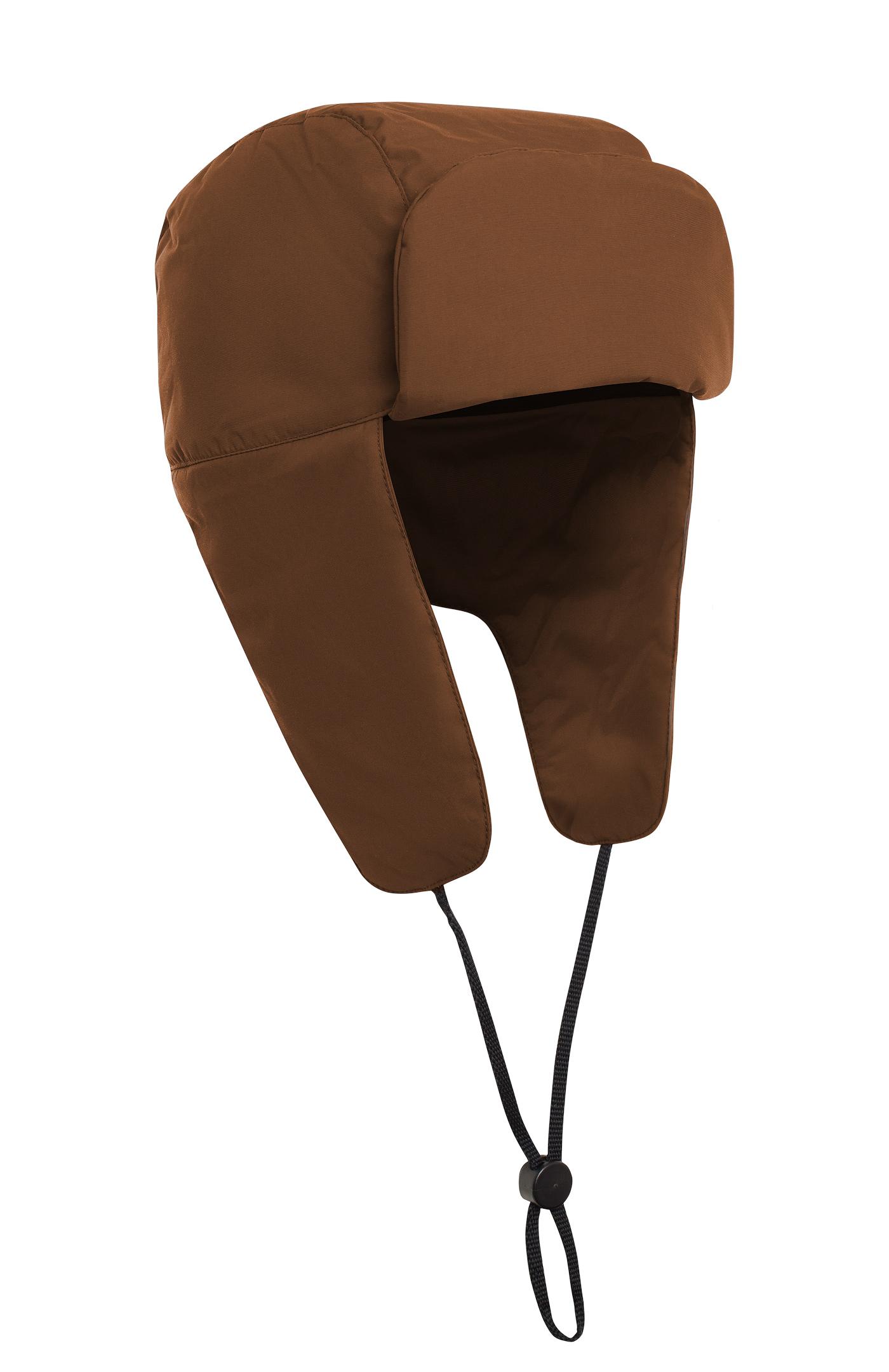 Купить Шапка BASK DICKIE-SHL коричневый, Компания БАСК
