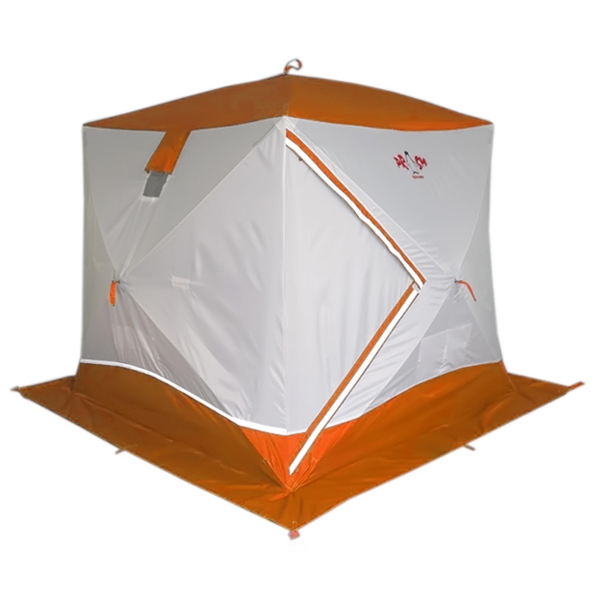 Палатка-куб ПИНГВИН Призма Премиум STRONG (1-сл, 225*215), Палатки - арт. 1128450162