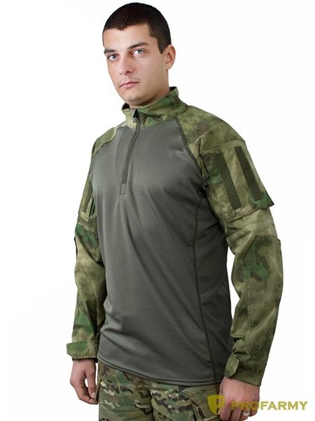 Рубашка тактическая (мох), Рубашки - арт. 1057420266