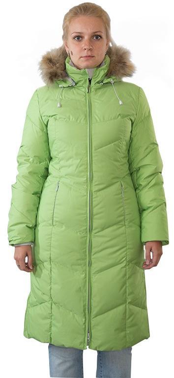 Женское пуховое пальто Баск ROUTE V3 L 9402, Пальто - арт. 164900409