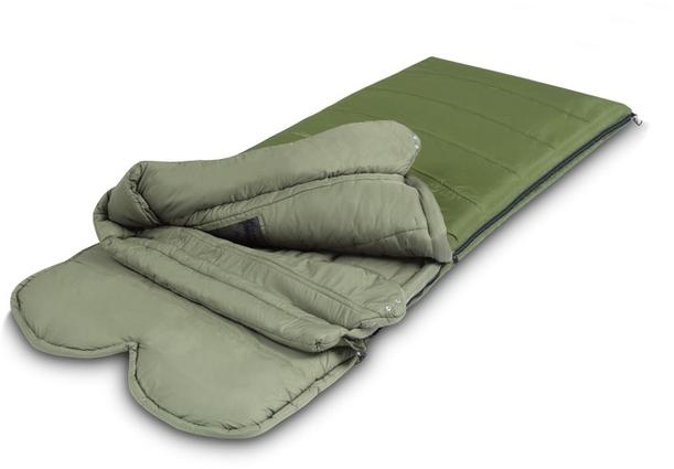 Мешок спальный MARK 2. 56 SB olive, right, 7256. 10071
