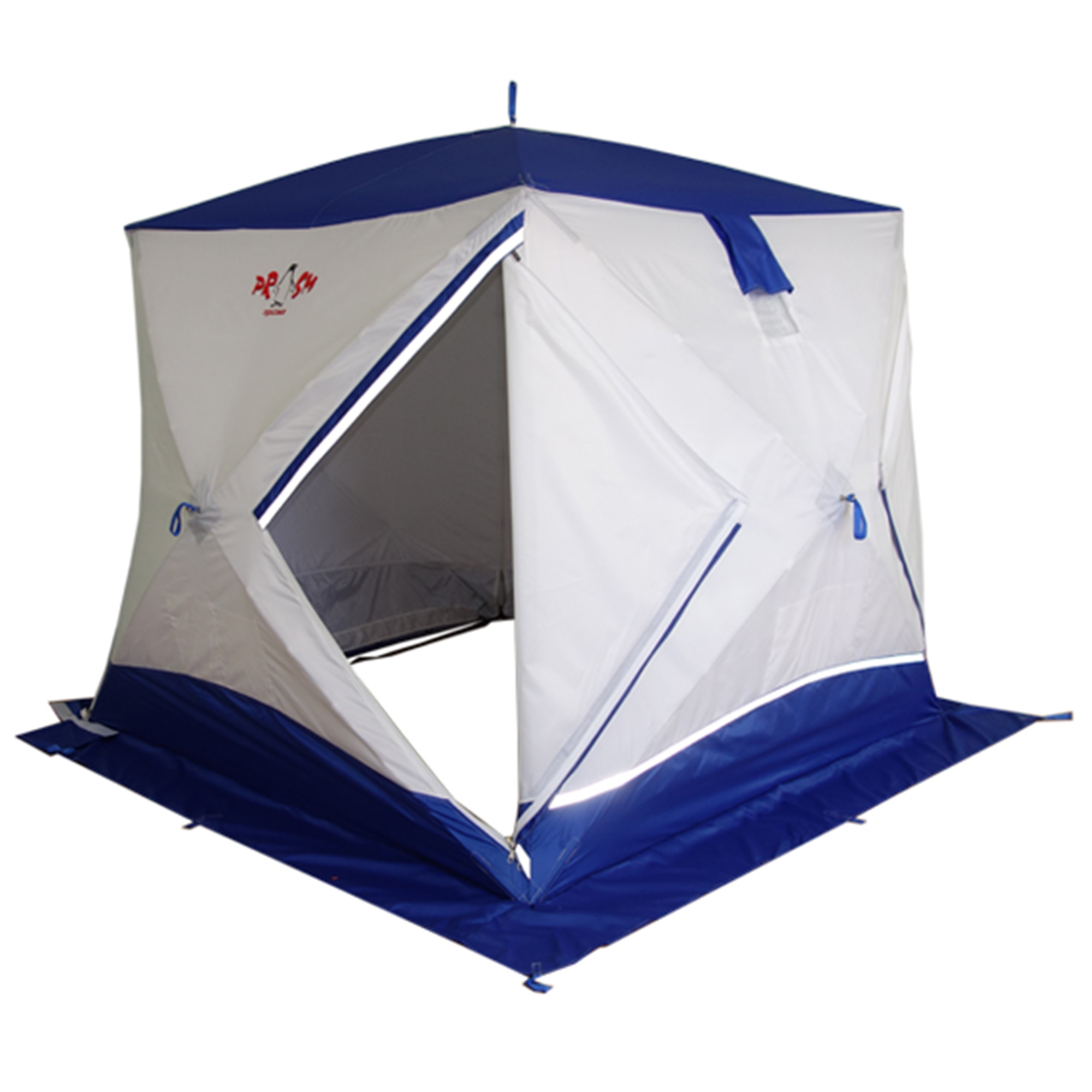 Палатка-куб ПИНГВИН Призма Шелтерс Премиум (2-сл.), Палатки - арт. 1128420162