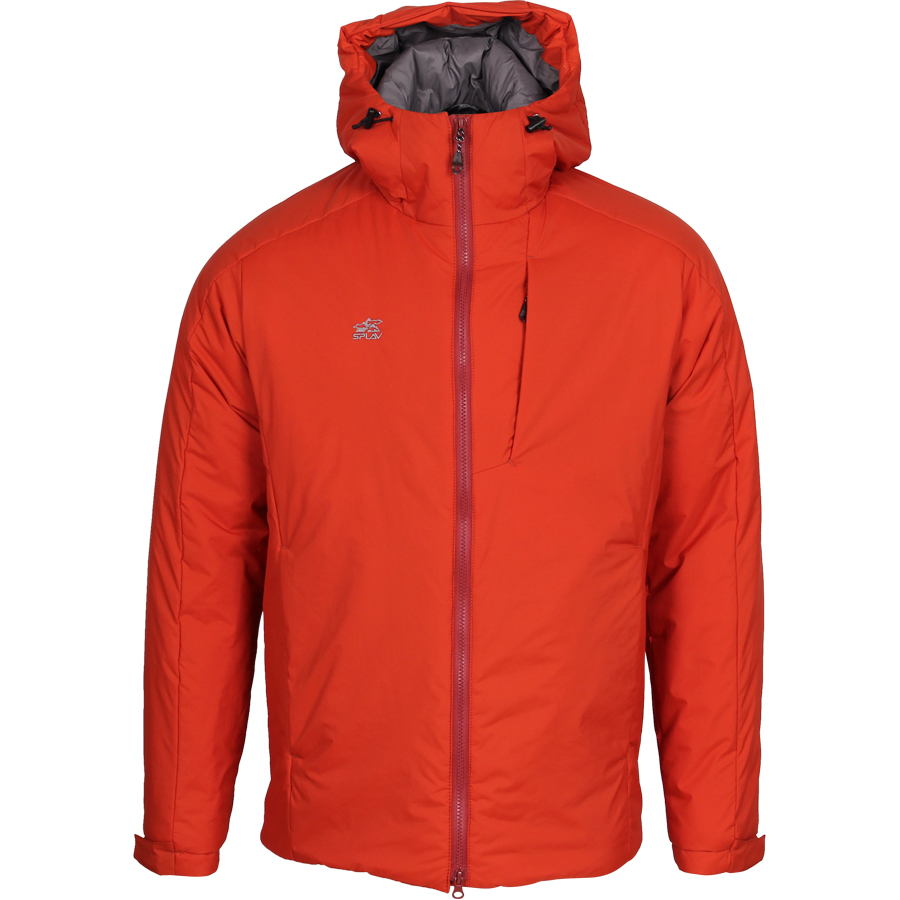 Куртка утепленная Course кирпичная, Демисезонные куртки - арт. 1037550334