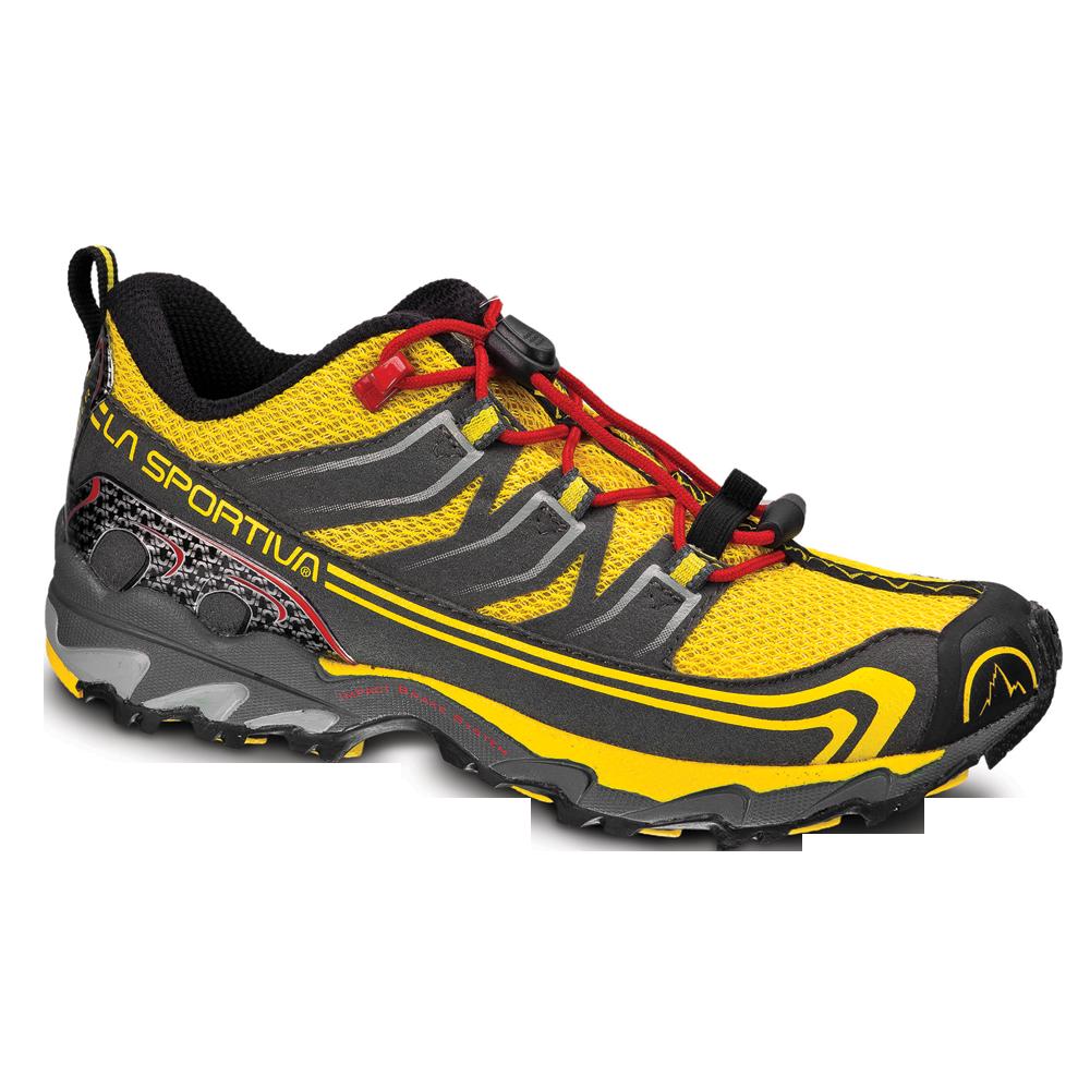 Купить Ботинки детские FALKON LOW Yellow/Black, 15KYB, La Sportiva