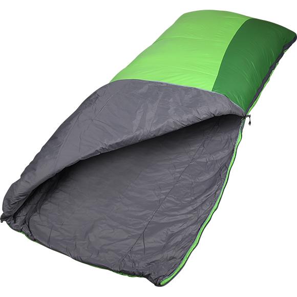 Спальный мешок одеяло Veil 120 Primaloft зеленый/лайм, Спальники-одеяла - арт. 888620369