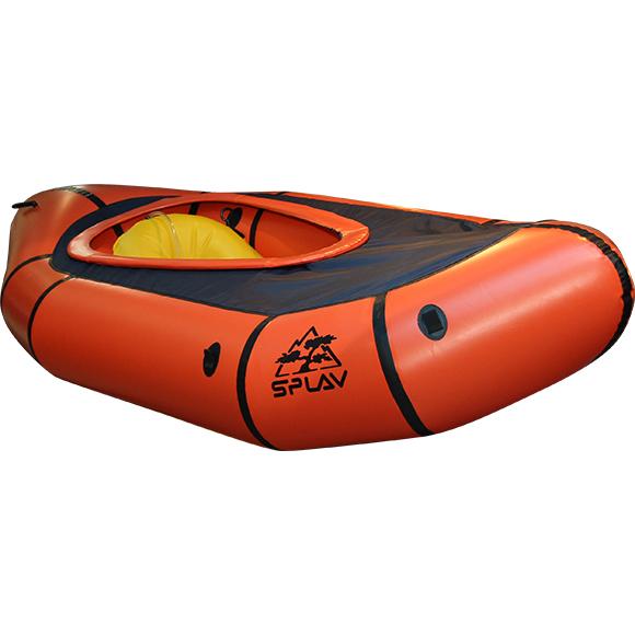 Пакрафт Drakeboat W оранжевый, Лодки - арт. 825760222