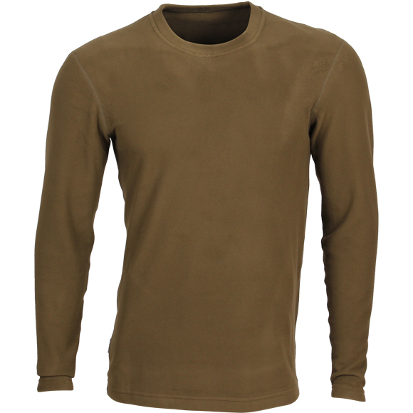 Термобелье Arctic футболка L/S флис 100 tobacco, Футболки - арт. 993860179