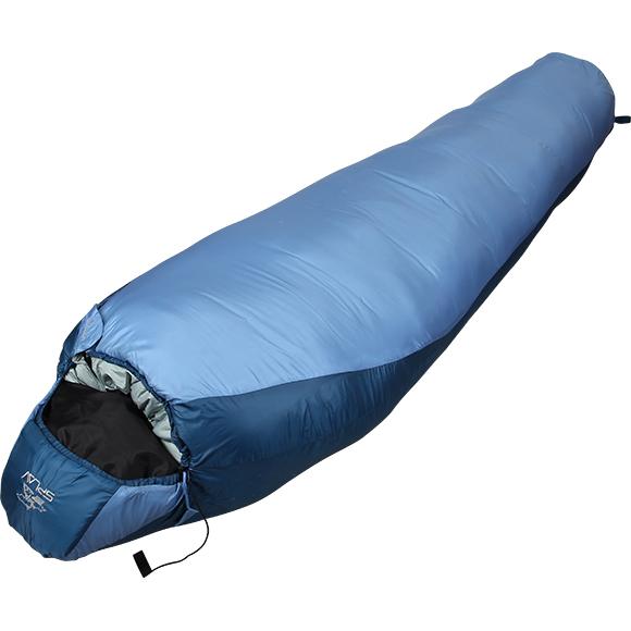 Спальный мешок Trial Light 100 205x75x50 синий