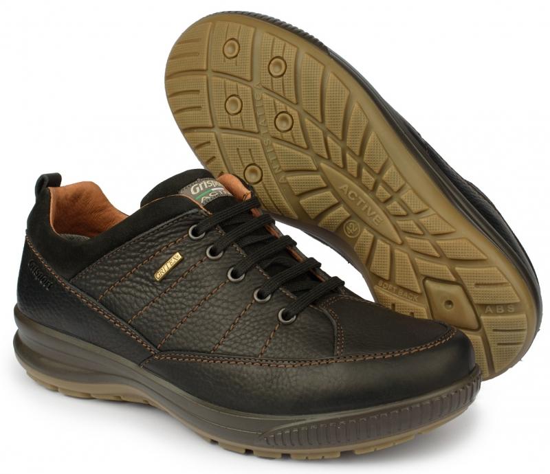 Ботинки трекинговые Gri Sport м.41705 v2 черные, Треккинговая обувь - арт. 924210252
