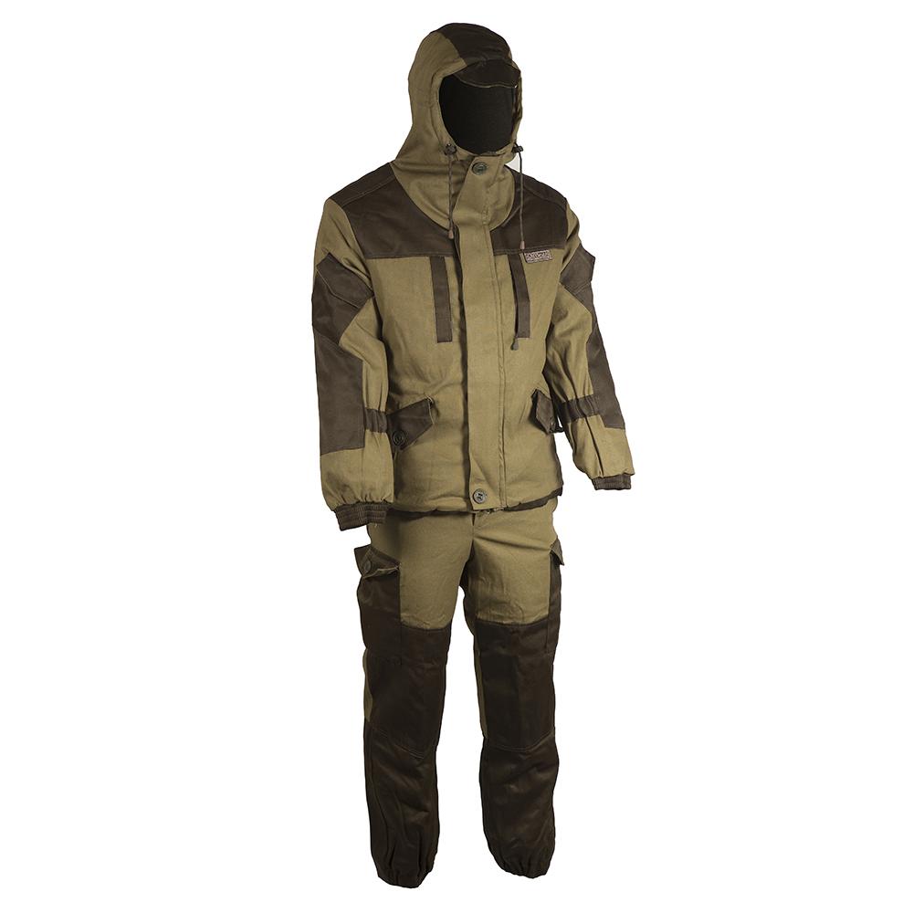 Костюм Ангара со снегозащитными гетрами (ткань Палатка/Грета), Костюмы - арт. 1003110127