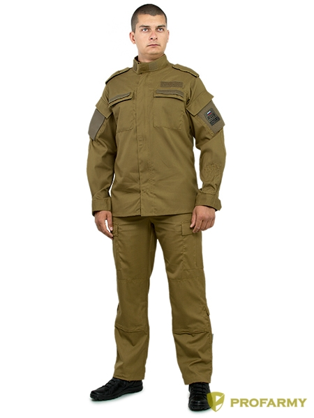 Костюм модель ВКБО рип стоп 170 (coyote brown), Тактические костюмы - арт. 1051560259