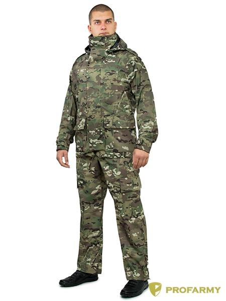 Костюм мембранный Rain off TPM-12 мультикам, Тактические костюмы - арт. 1051540259