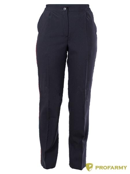Брюки Полиция женские габардин, Форменные брюки - арт. 898130347