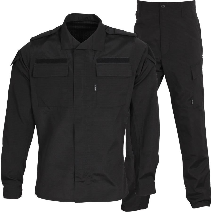 Костюм полевой черный, Тактические костюмы - арт. 1069370259