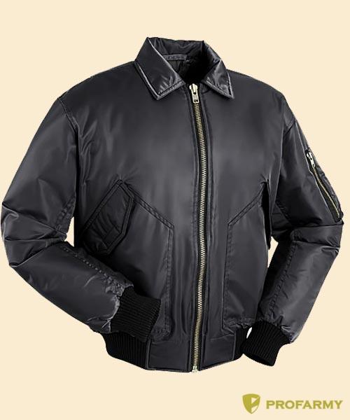 Куртка Штурман твил черная, Демисезонные куртки - арт. 899950334