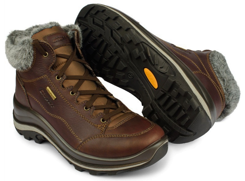 Ботинки Gri Sport м.12309 v59 (Коричневый), Треккинговая обувь - арт. 924100252