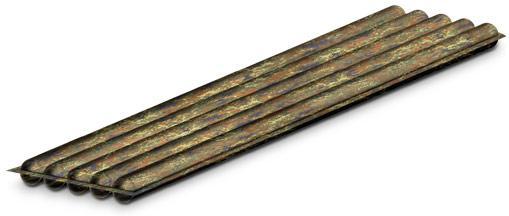 Коврик самонад. MK 3.71 M woodland, 7371.7020