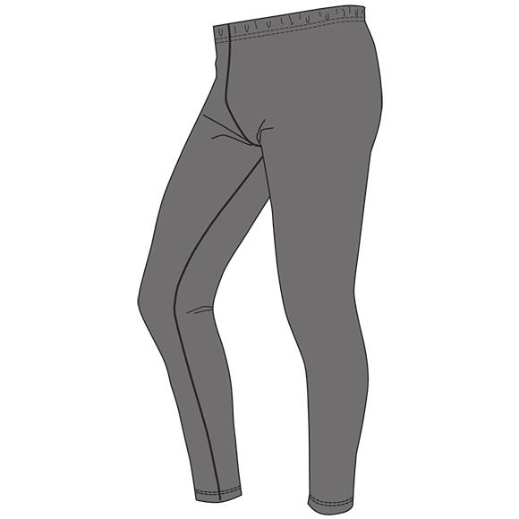 Термобелье брюки Fresh grey
